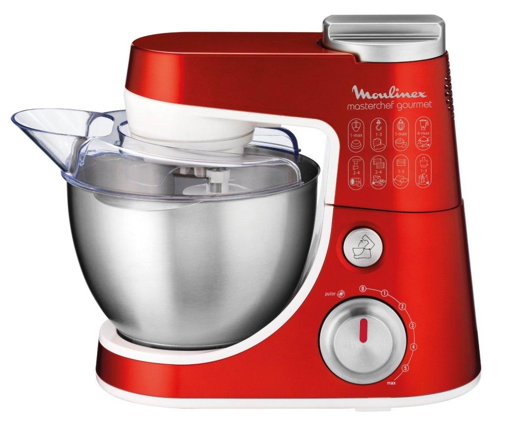 Kitchen Machine Impastatrice Masterchef Gourmet - by Moulinex