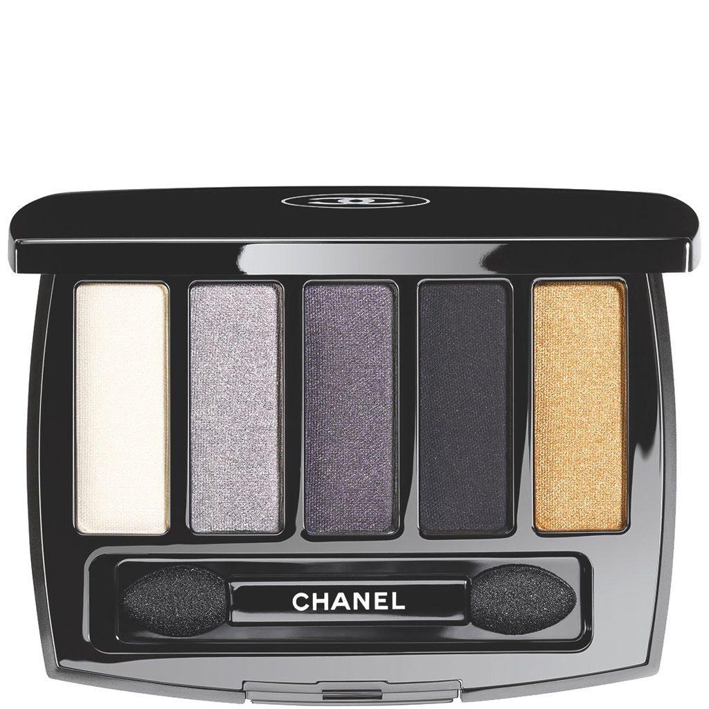 ... l'elegante palette Chanel Les 4 Ombres Oiseaux de Nuit