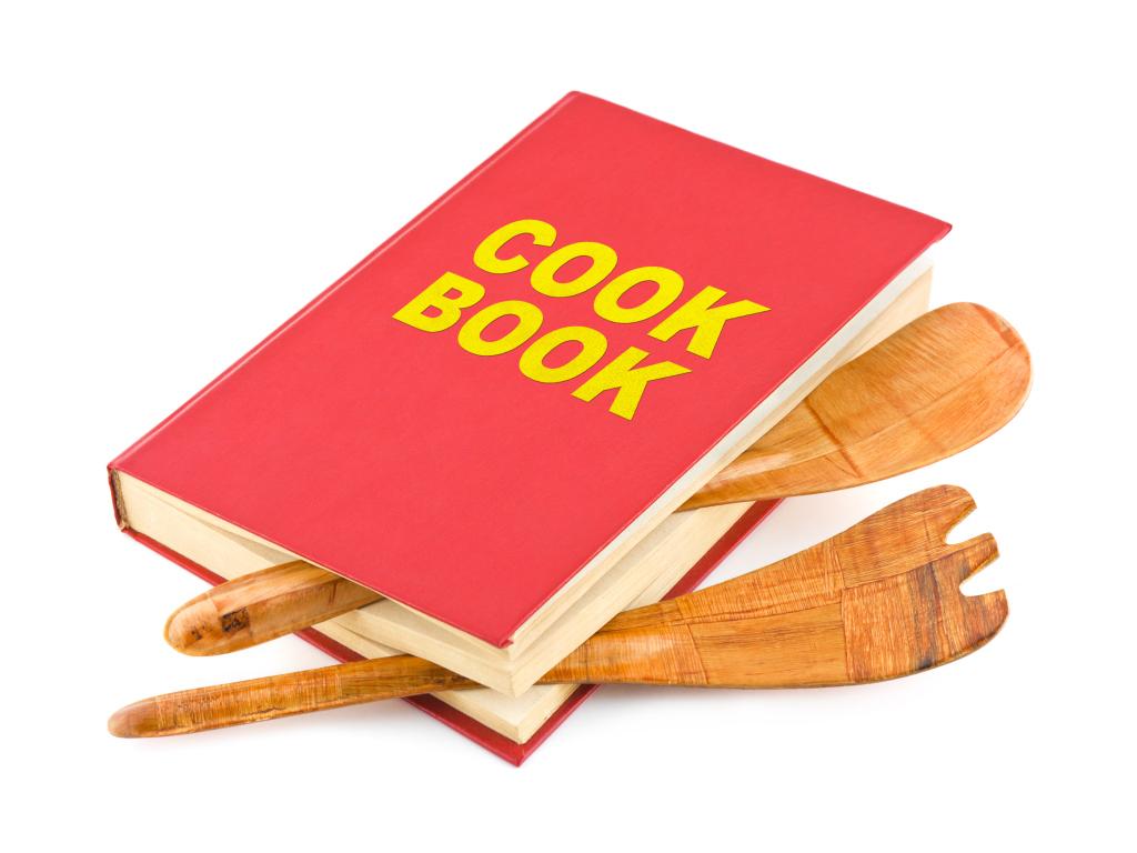 Un libro di cucina per il genero che ama stare dietro ai fornelli