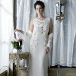 abito sposa collezione Marina Rinaldi