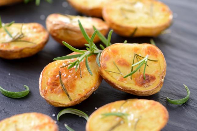Patate al forno, gluten free