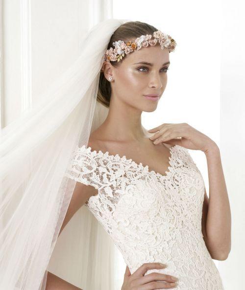 Modelli sposa romantici Pronovias