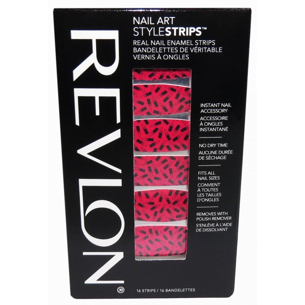 Revlon Nail Art Style Strips: Un vero jolly quando non si ha tempo di fare una manicure tradizionale, quando non si può aspettare che lo smalto si asciughi o quando si ha la necessità di un risultato davvero perfetto e senza imperfezioni.