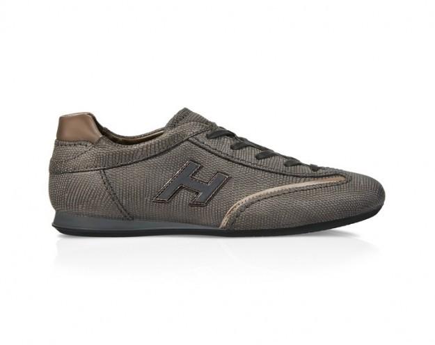 Sneakers Olympia marroni - Collezione Hogan fall/winter