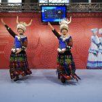 Balli e folclore fra i padiglioni della fiera