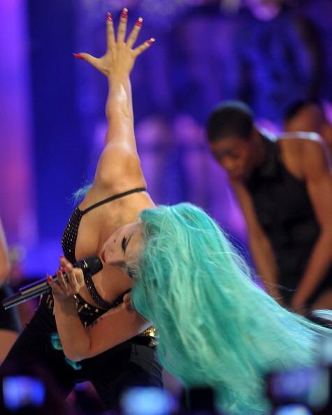 Lady Gaga - MuchMusic Video Awards - Show 2011