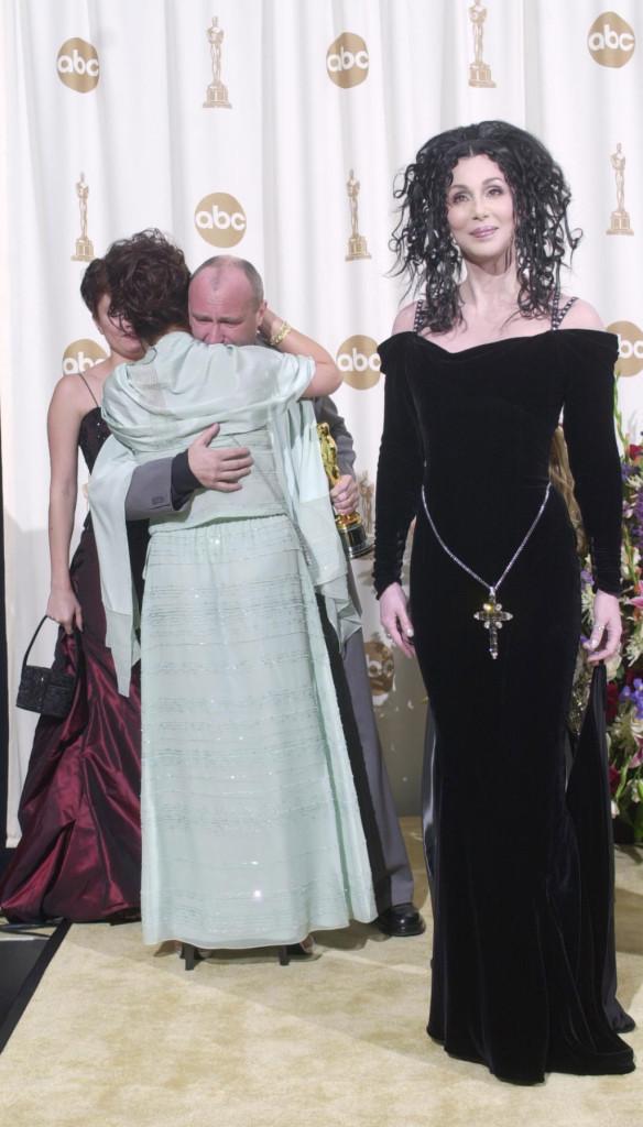 Cher alla 72sima edizione degli Academy Awards.
