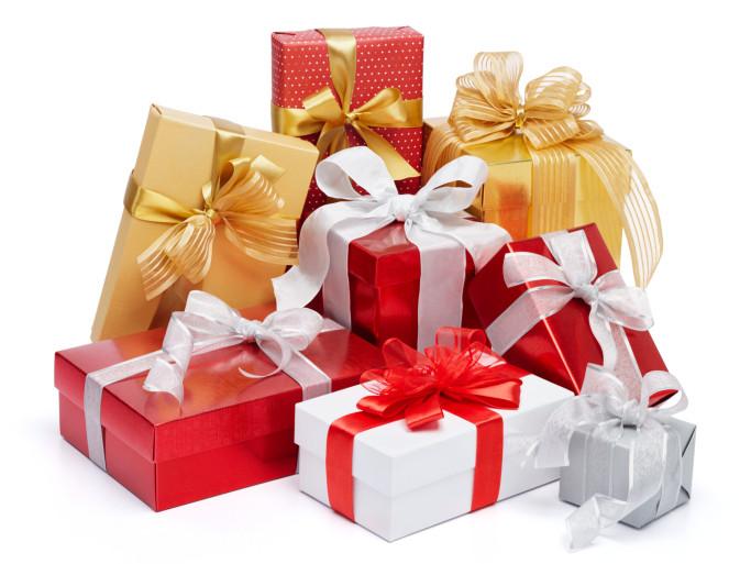 regali di natale con serenità