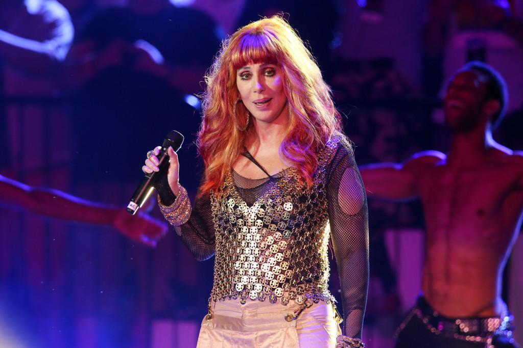 Cher nel 2013 a New York durante il suo