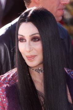Cher alla 52sima edizione degli Emmy.