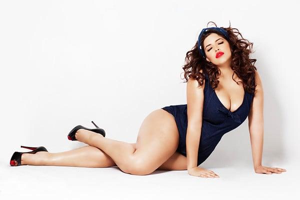 Calendario Donne Formose.Le Piu Sexy Siamo Noi La Rivincita Delle Top Curvy Unadonna