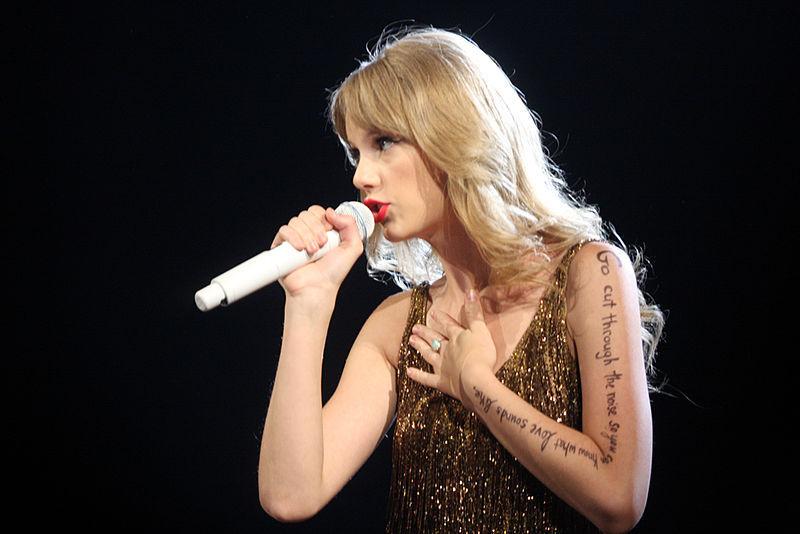 Taylor Swift torna per il secondo anno consecutivo al VSFS come super ospite musicale