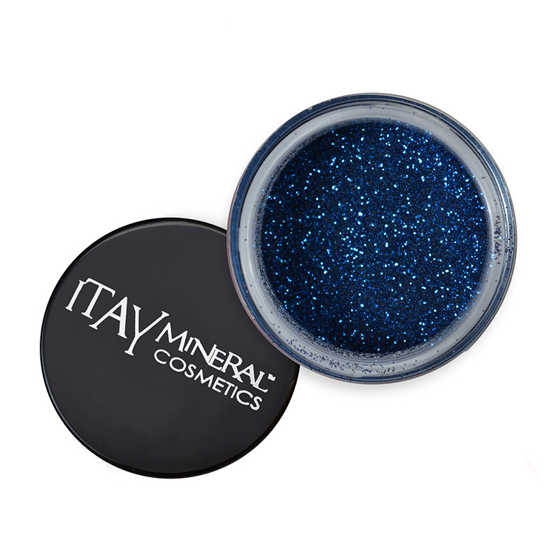 Deep Sea Glitter - G22 Itay Mineral cosmetics