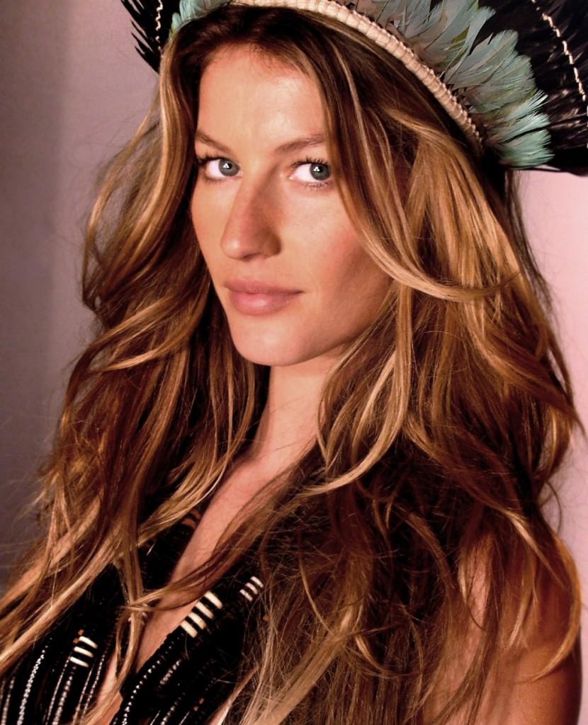 Nel 2000 Gisele Bundchen ha indossato un Fantasy Bra da 15 milioni di dollari