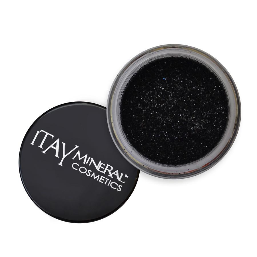 Glitter Black Diamond - G15 Itay mineral cosmetics