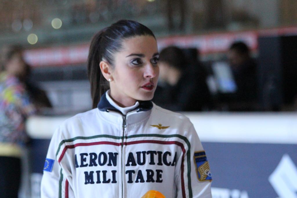 La bellissima Valentina Marchei in allenamento - Credits: Chiara Rota