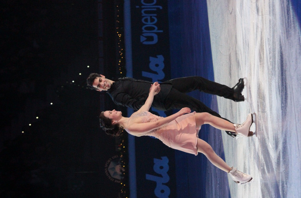Anna Cappellini e Luca Lanotte, eleganza e classe per i campioni del mondo 2014 - Credits: Chiara Rota
