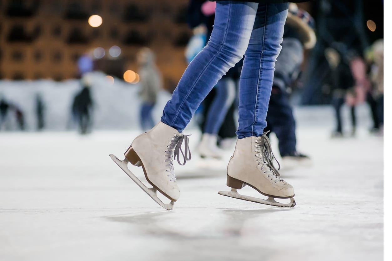 Le scuole di pattinaggio sul ghiaccio in Italia