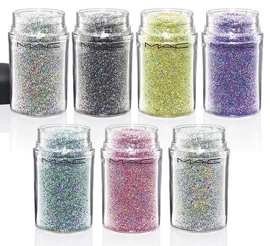 M.A.C. Glitter 3D