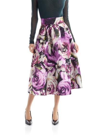 E' super romantica la full skirt firmata Rinascimento