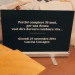 L'allestimento dell'evento a Cascina Cuccagna