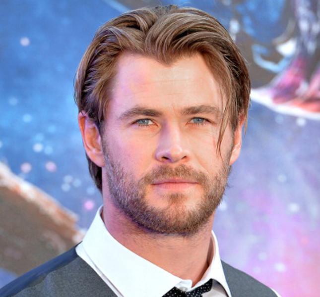 Chris Hemsworth  alla premiere di Guardians of the Galaxy