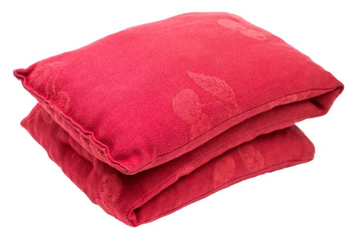 cuscino semi di ciliegia