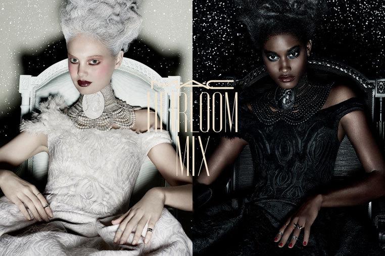 Heirloom Mix Studio Nail Lacquer   3 nuovi smalti da mixare per ottenere dei  colori mai visti prima 955390e4b00