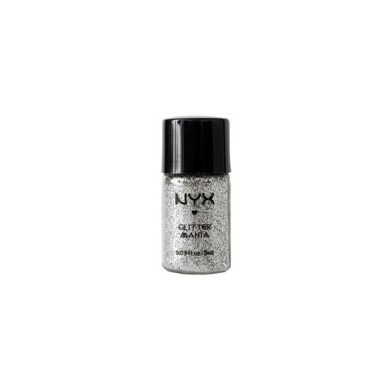 NYX cosmetics Glitter powder- Silver