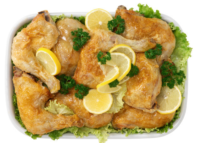 Pollo al limone bimby