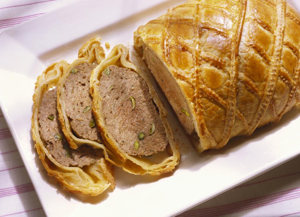 Polpettone in crosta ricetta unadonna for Secondi di carne