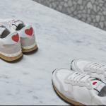 Non mancano le sneakers dedicate al connubio Valentino-Fornasetti