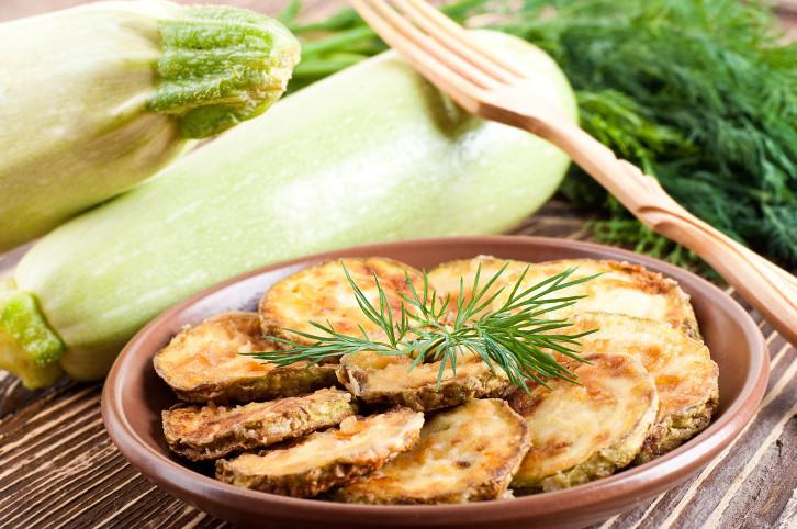 Zucchine croccanti bimby