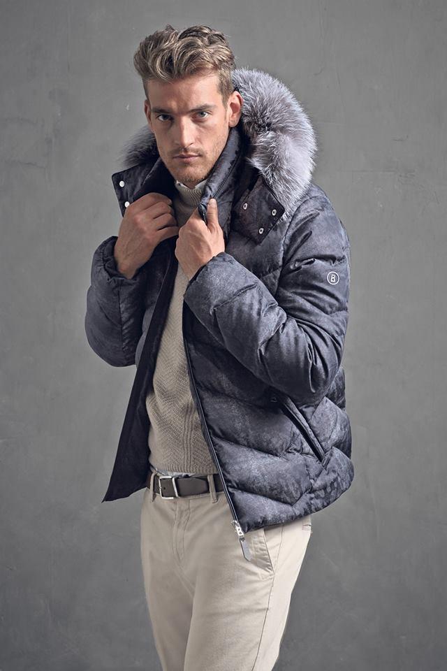 Una giacca della collezione AI 2015/2016 Windsor.men