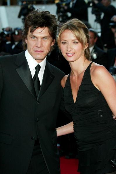 Sarah e il marito Marc sul red carpet di Cannes