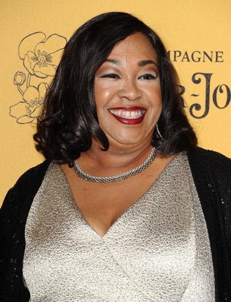 L'autrice di molte serie tv di successo, Shonda Rhimes