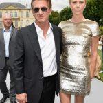 Sean Penn e Charlize Theron per Christian Dior