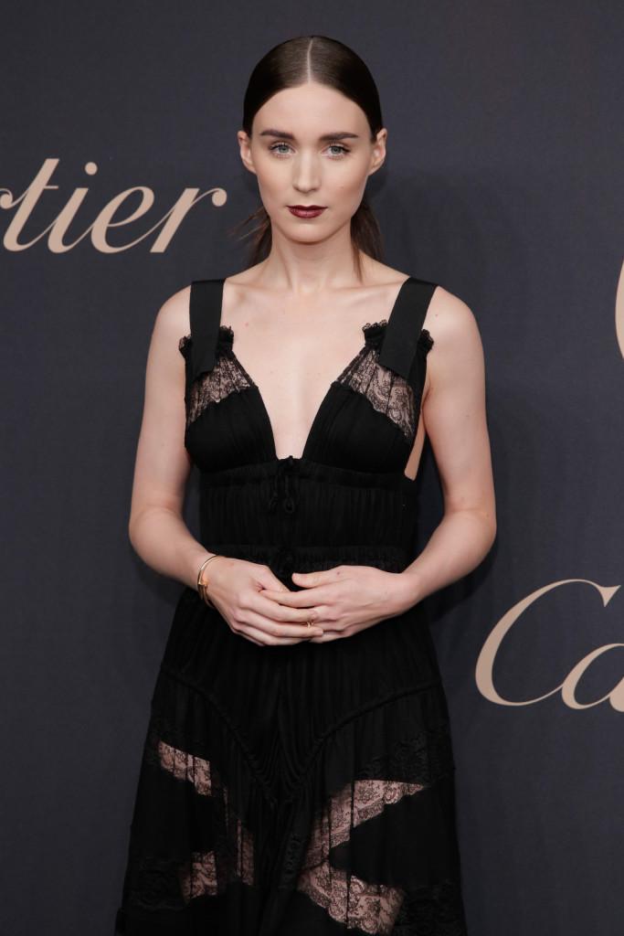 Rooney Mara ad un evento Cartier a New York