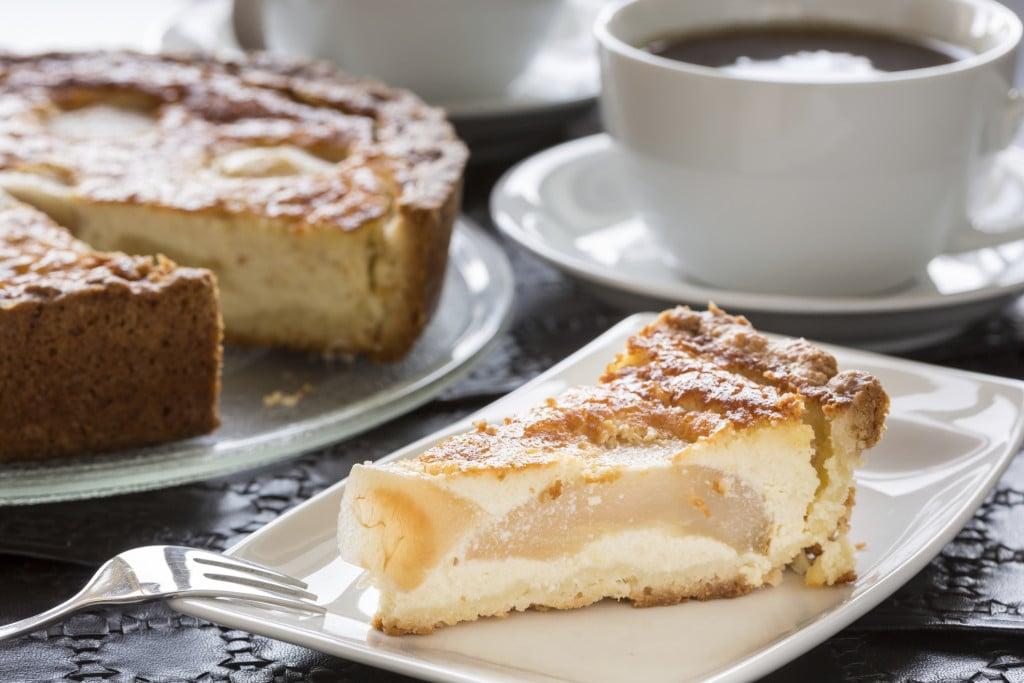 Torte Da Credenza Ricette : Crostata ricotta e pere ricetta unadonna