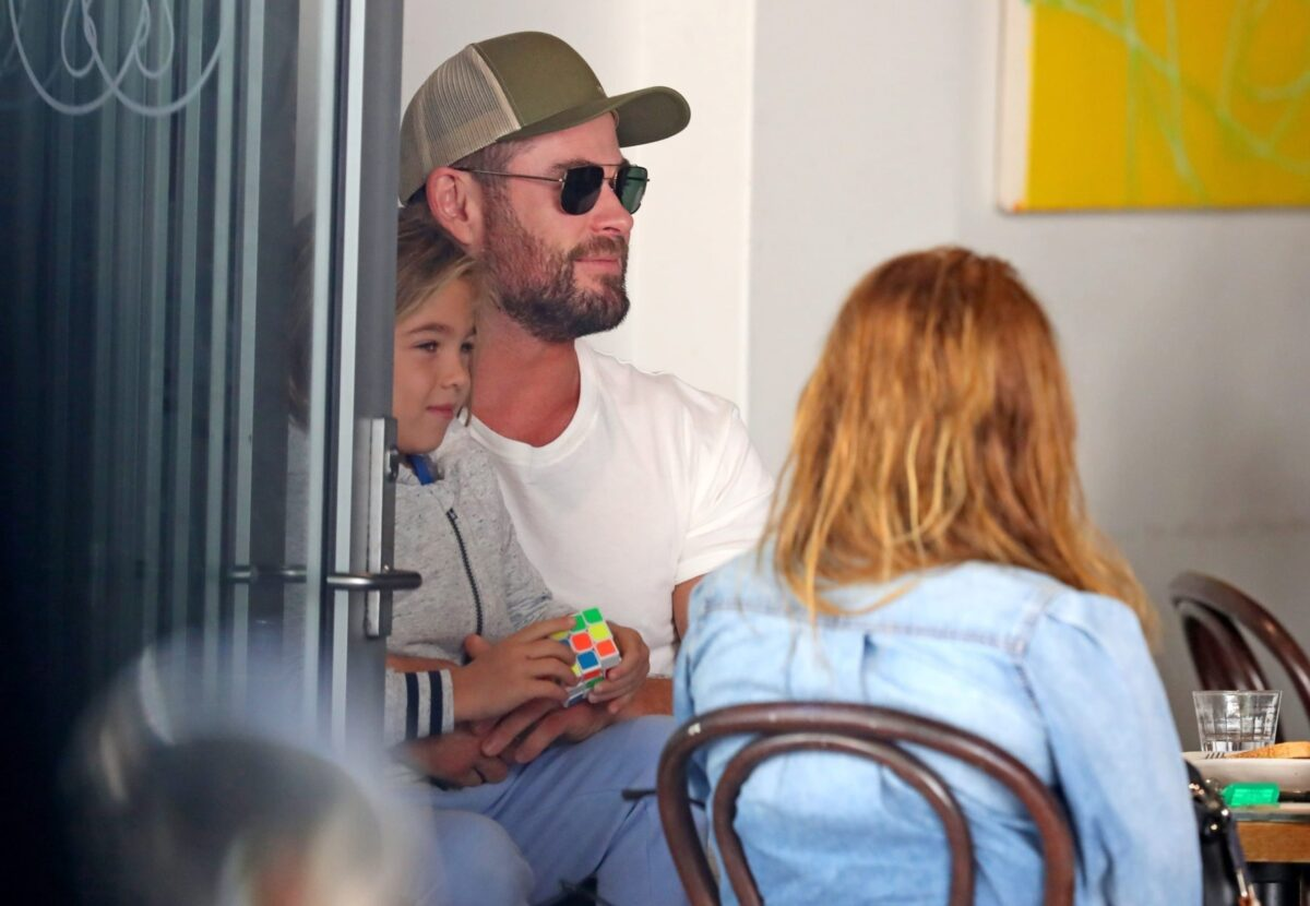 Chris Hemsworth uomo più sexy