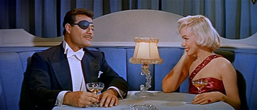 Come sposare un milionario, Marilyn Monroe fa parte del trio delle accalappiatrici