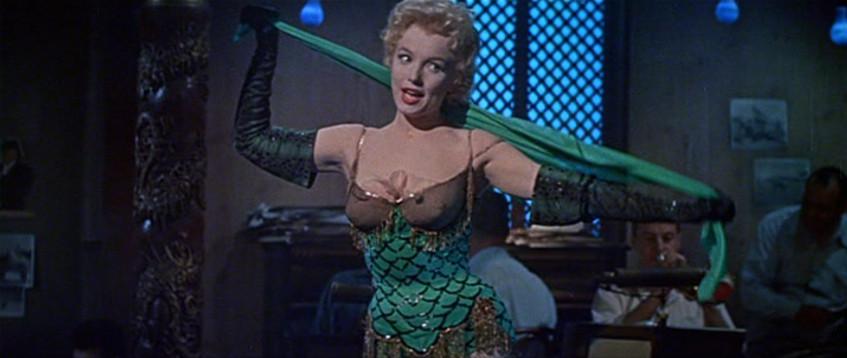Marilyn diva blondie