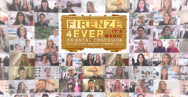 A Firenze è tempo di Firenze4Ever 10th Edition - Oriental Obsession: l'evento organizzato da LuisaViaRoma festeggia 10 anni con un omaggio alla cultura dell'Asia
