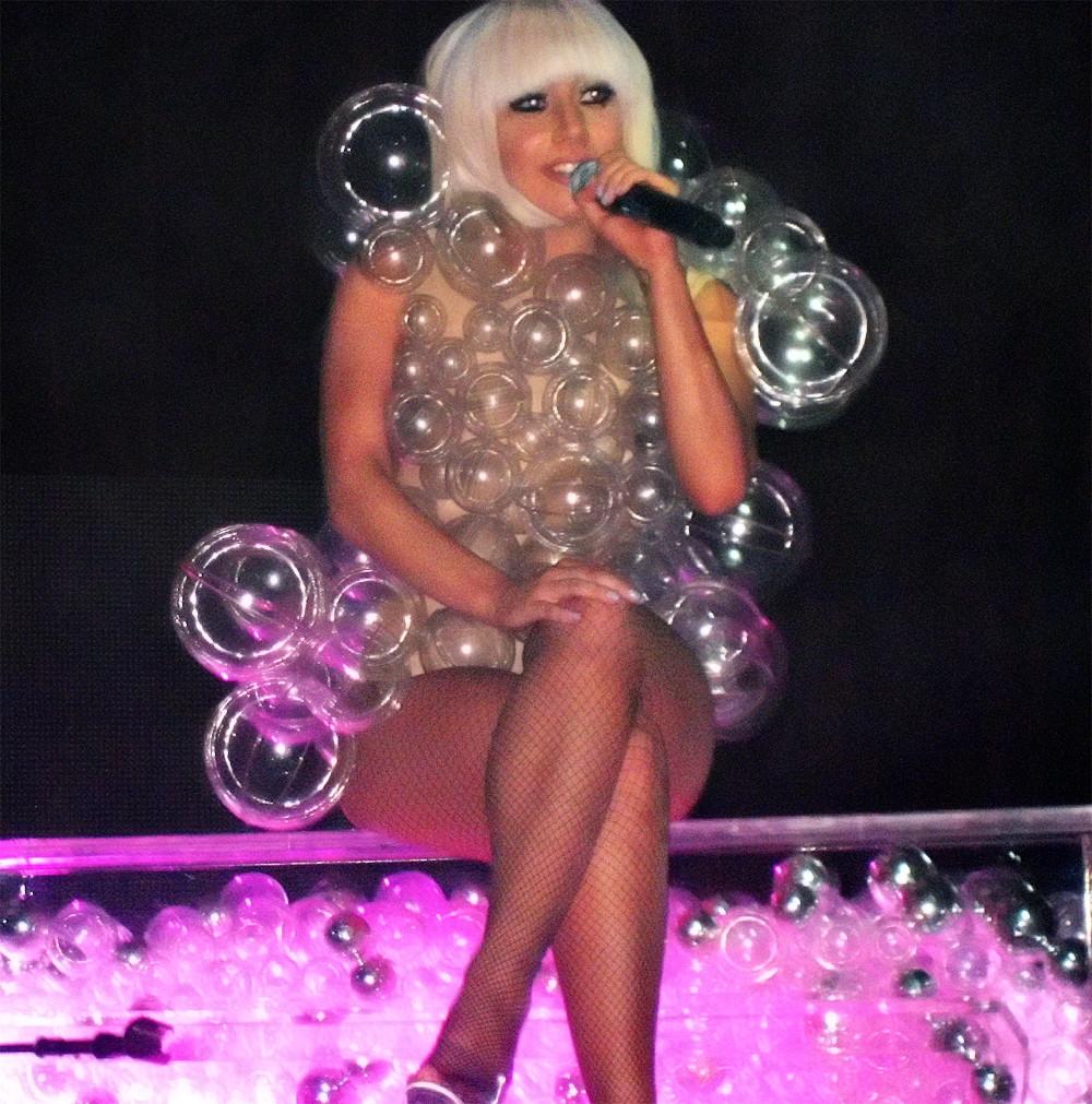 I mielle travestimenti di Lady Gaga, ispirazioni per Carnevale
