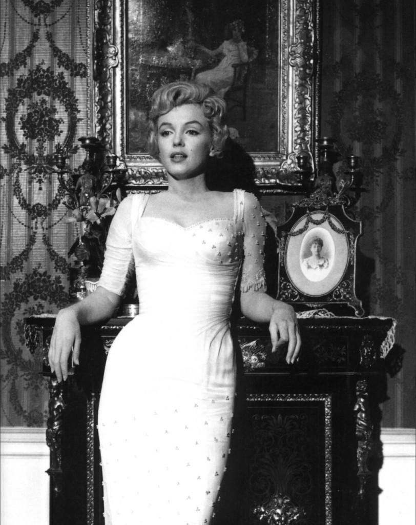Marilyn veste i panni della ballerina di cui il principe si innamorò