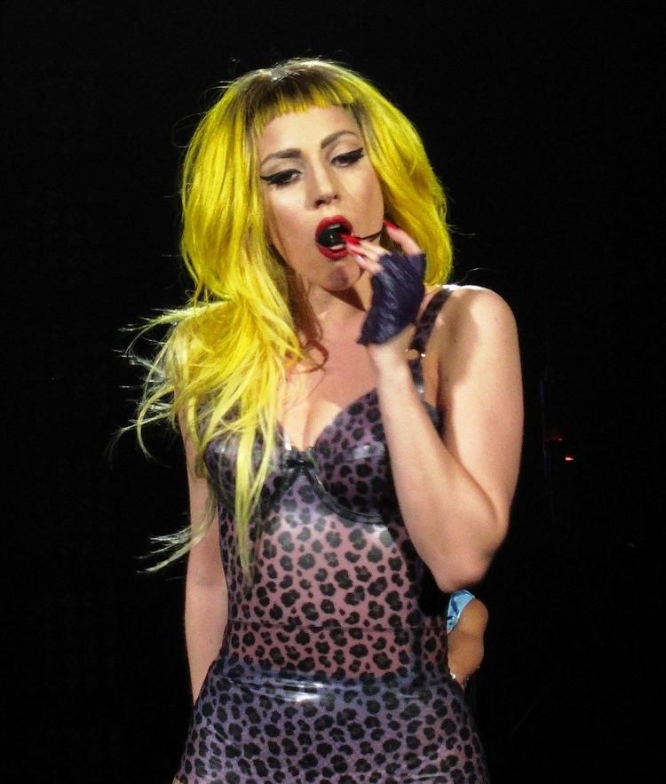 Lady Gaga, la diva trasformista