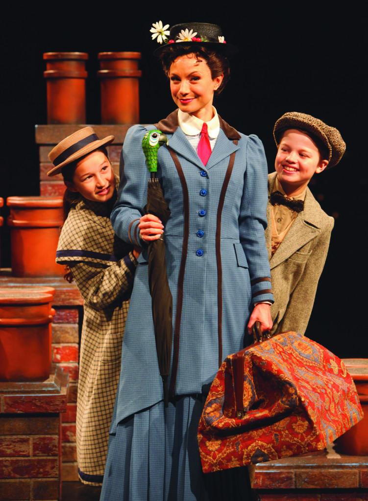 La governante più amata dai bambini, Mary Poppins