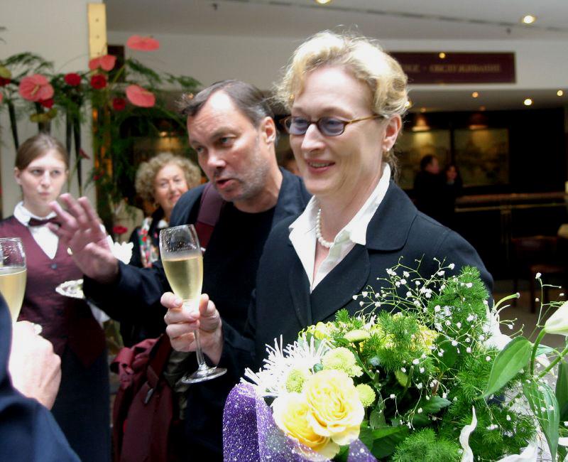 L'avanzare dell'età non muta il fascino di Maryl Streep