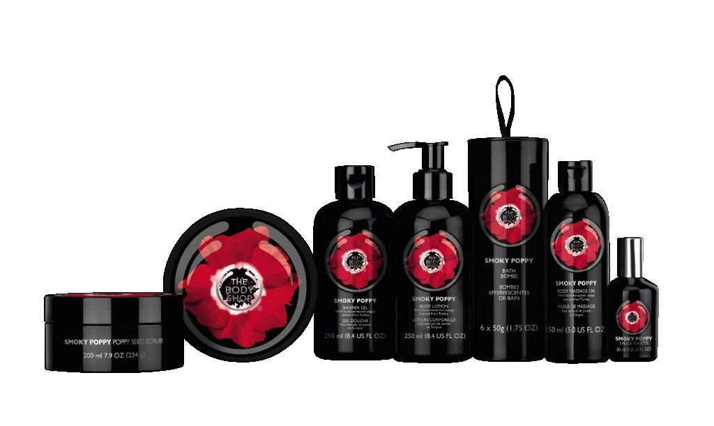 Una linea di prodotti per il corpo e make up dalla fragranza accattivante