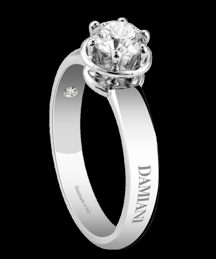 Anello di fidanzamento Damiani